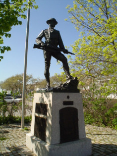 Image of Rockaway Veterans Memorial