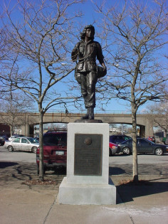 Rockaway Women Veterans Monument