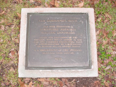 Van Cortlandt Landmark Tablet