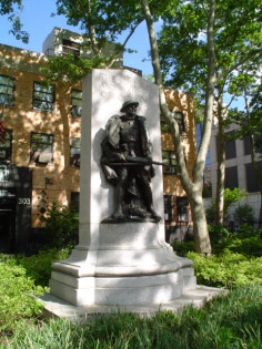 Image of Chelsea Park Memorial (Doughboy)