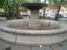 Image of Jacob H. Schiff Fountain