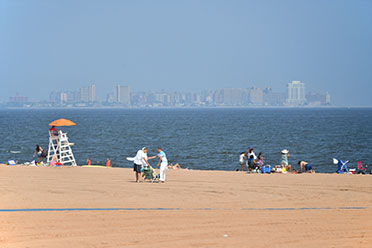 Beaches : NYC Parks