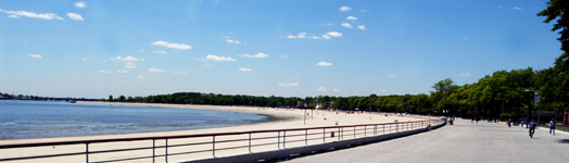Orchard Beach And Promenade