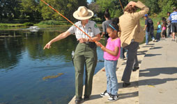 Free Fishing Clinics