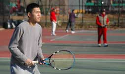 Apply for a Tennis Permit