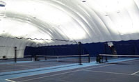 Indoor Tennis at McCarren Park
