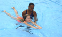 Summer Learn to Swim Classes