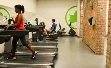 Indoor Sports and Fitness