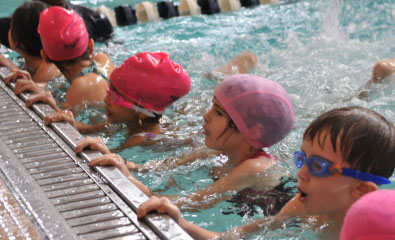 Spring Learn to Swim Classes