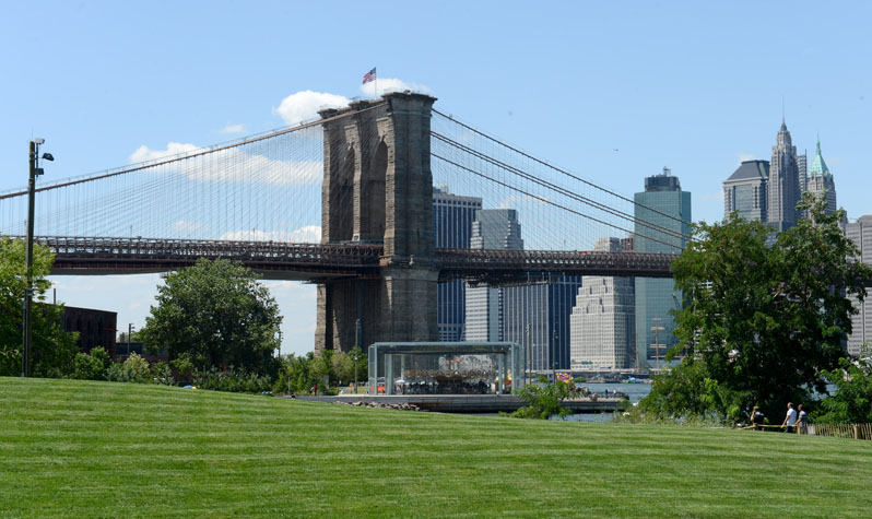 Photo By Daniel Avila Nyc Parks More Information About Brooklyn Bridge Park
