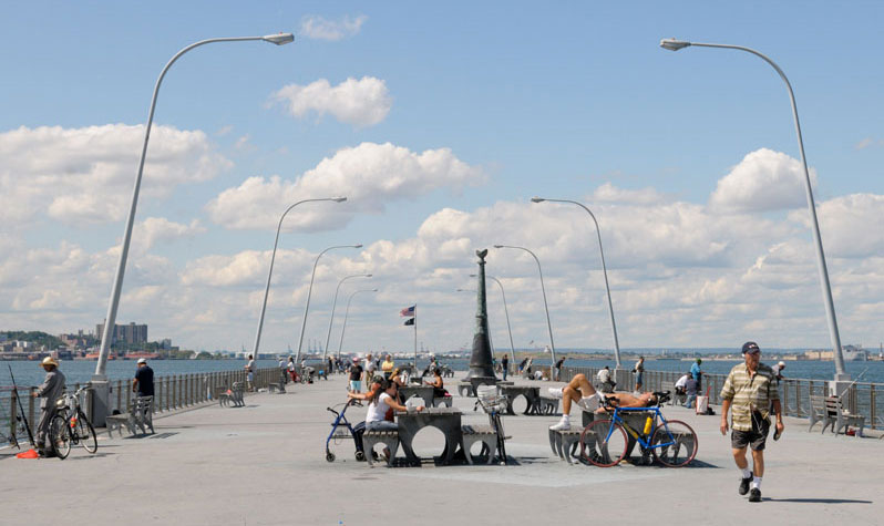 Ride the NYC Ferry to NYC Parks: A Self-Guided Tour : NYC Parks