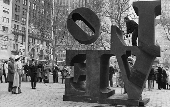 A Look Back At 50 Years Of Public Art In Nyc Parks Nyc Parks