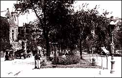 Photo of Broadway and 72nd Street (Verdi Square), 1900