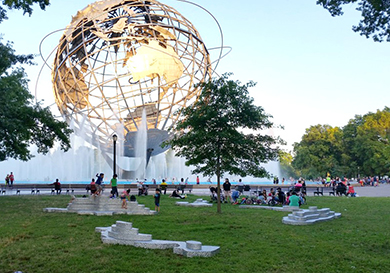 Islands of the Unisphere