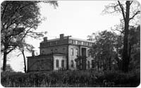 Hunter Mansion, c. 1930s, Bartow-Pell Mansion Museum