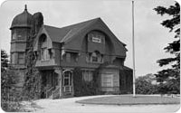 Condemned Mansion, 1935, New York City Parks Photo Archive
