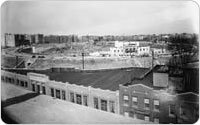 Construction of Williamsbridge Oval, 1937, New York City Parks Photo Archive
