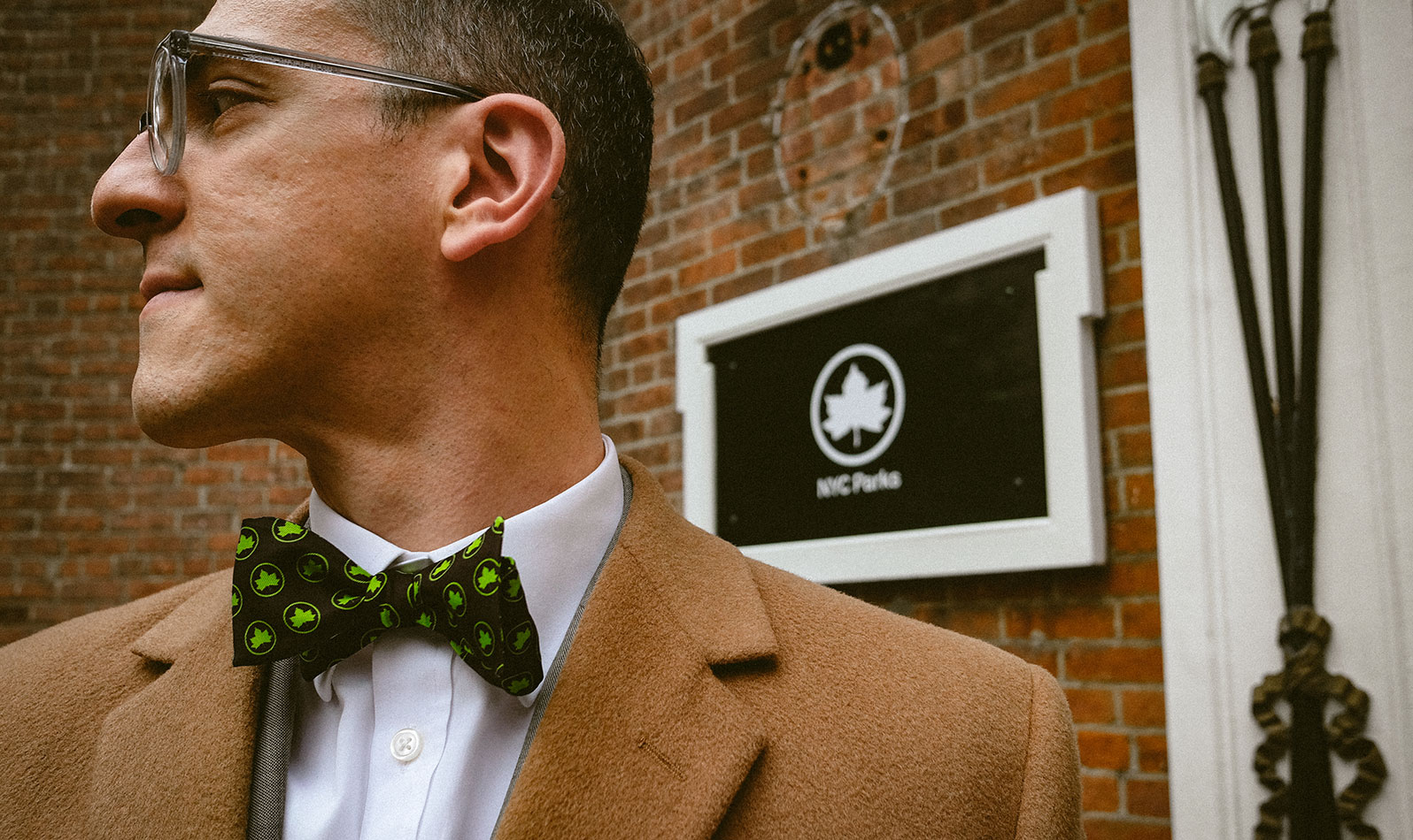 NYC Parks Bow Tie - $35