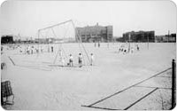 Boy's playground at Lincoln Terrace Park, September 24, 1931, Rutter Photo Service/New York City Parks Photo Archive