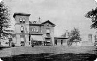 E. W. Bliss Estate, circa 1915, Brooklyn Historical Society
