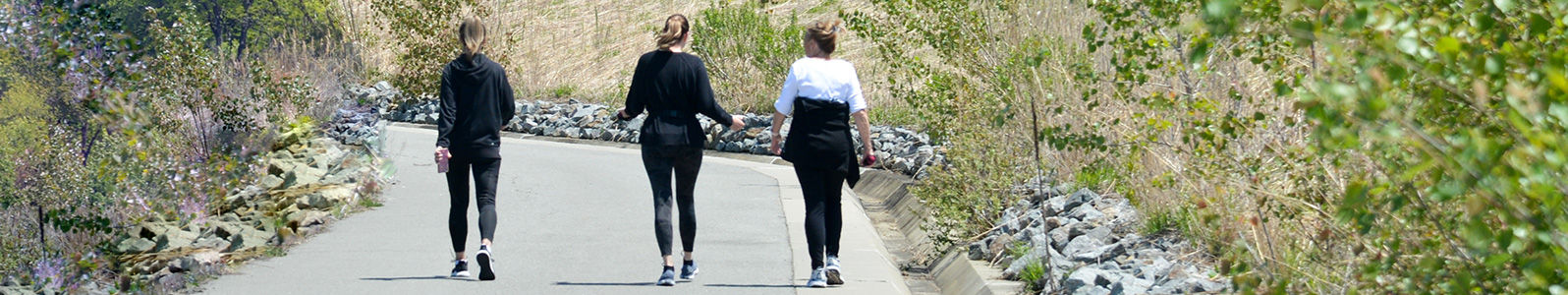 Shape Up NYC Guide to Power Walking