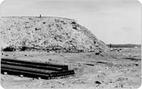 1934 Image of Flushing Meadows-Corona Park in Its Early Form- An Ash Dump