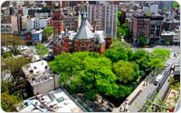Jefferson Market Garden, 2010, Photo by Willys J. Thomas