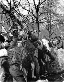 History of Earth Day & Arbor Day in Parks : NYC Parks