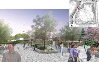 Rupper Plaza Rendering