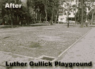 Luther Gullick Playground After
