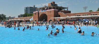 Free open pools near me crazykazino for Community swimming pools near me