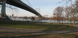 Astoria Park running track