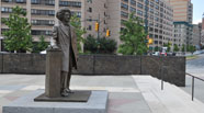 Frederick Douglass Memorial, Manhattan