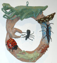 "Photo of ""Parade of Bugs"" by Barbara Wallace and Raymond Bally III"