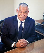 New York City Department of Parks & Recreation Commissioner Mitchell J. Silver