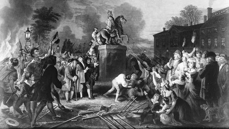 The American Revolution In Nyc S Parks Nyc Parks