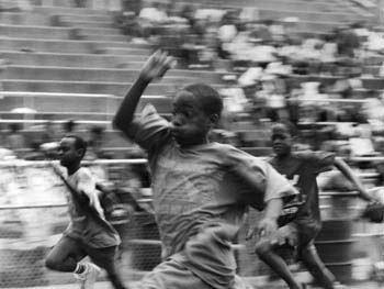 Children's Track Competition, Downing Stadium, Randall's Island, August 10, 1993