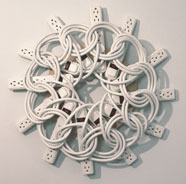 Edward Gormley, Reset, Surge protectors, image courtesy of the artist