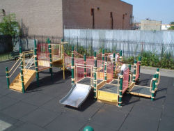 Weeksville Playground