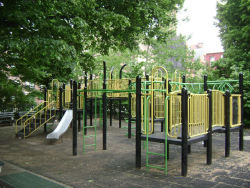 Hattie Carthan Playground