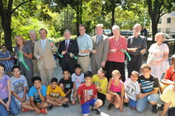 Windmuller Park Ribbon Cutting