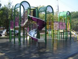 Sy Seplowe Playground at Admiral Park