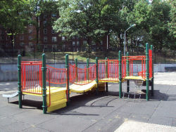 Toad Hall Playground