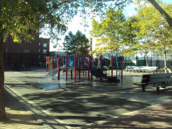 Tiffany Playground