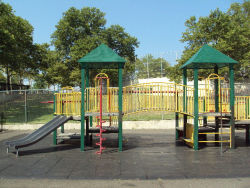 Stars & Stripes Playground