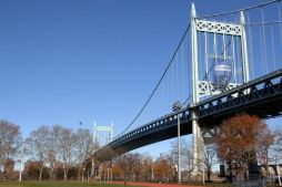 Triborough Bridge Renaming/RFK Bridge Ceremony