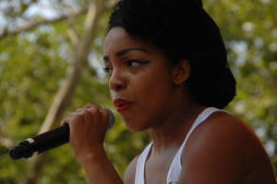 TK Wonder Performs at SummerStage's Mainstage