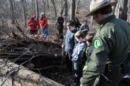 Wilderness Survival with the Urban Park Rangers