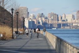 The East River Promenade