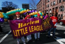 Harlem Little League Opening Day Parade